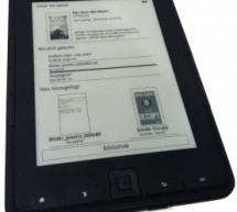 eBook Reader mit LED Display – Testsieger 12/2012